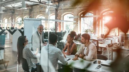 DigitalStem marketing planning team