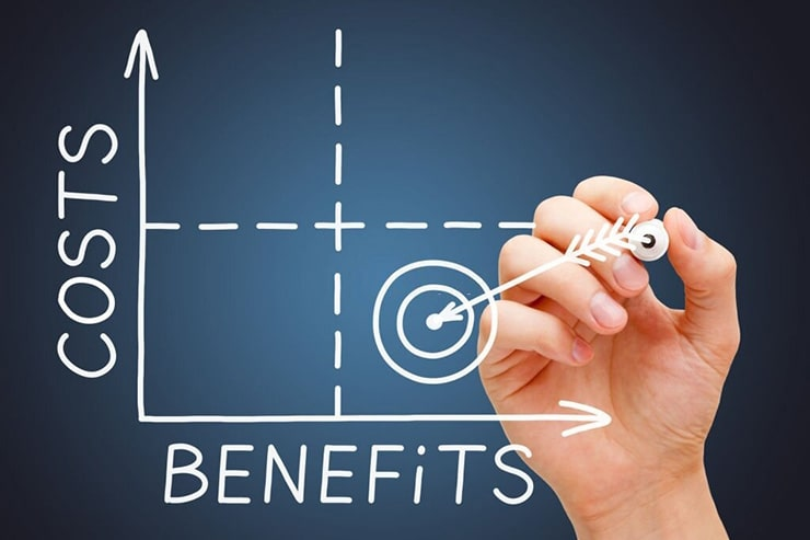 Marketing Services Approach To costs verses benefits