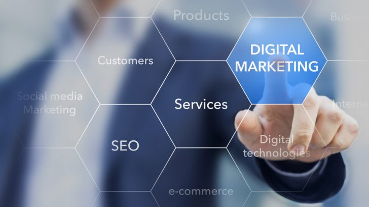the main industries we provide marketing services for