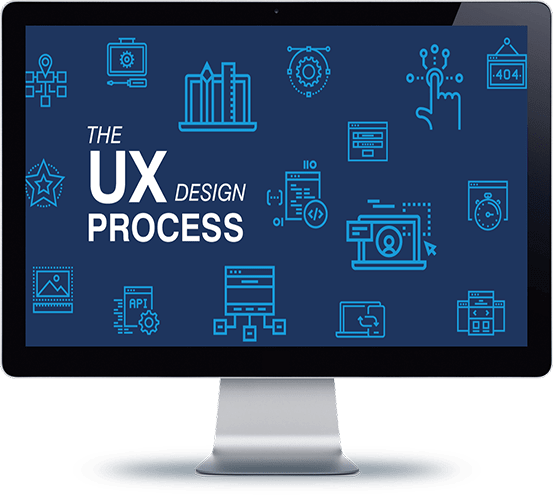 Ux Website Design Process Driven By Users Data